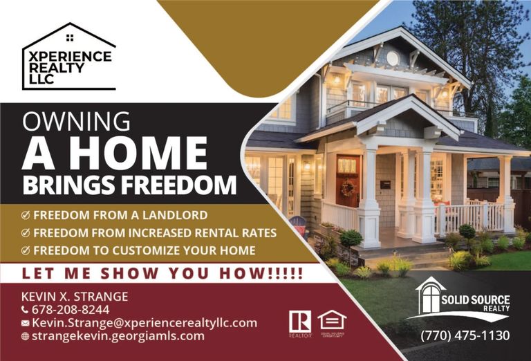 Live in the Atlanta area and need a Realtor.