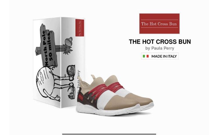 The Hot Cross Bun, Aliveshoes!